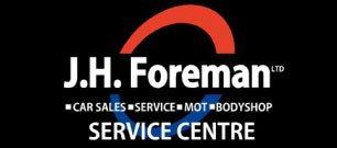 J H Foreman